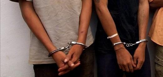 Allanamiento y detención de presuntos ladrones en Apóstoles