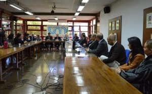 UNaM participará de un encuentro con rectores de Institutos Superiores Politécnicos de Portugal en Brasil