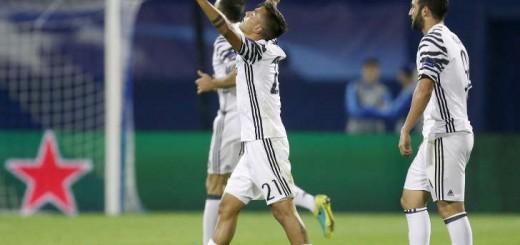 Champions League: Goles de Higuaín y Dybala en la victoria de Juventus