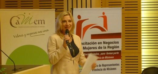 """Jueza Cristina Leiva: """"La aplicación del Nuevo Código Civil protege a los sectores más vulnerables"""""""