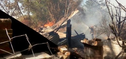 Hallaron muerto al casero de un lote ubicado a un costado de la ex ruta 213 e investigan si fue un homicidio