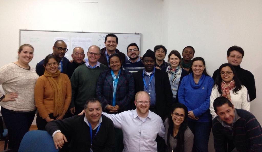 Dos técnicos del INTI Misiones ayudan a capacitar a 90 empresas de Argentina y la región