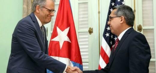 Jeffrey DeLaurentis, el primer embajador de USA en Cuba en 50 años