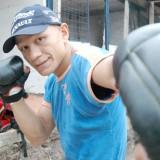 "Capturaron al exboxeador ""Kojak"" Ríos en plena vía pública"