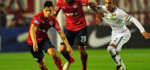Copa Sudamericana: Independiente no pudo con Chapecoense y empató sin goles