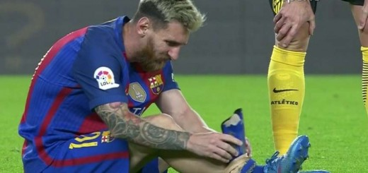 Se lesionó Messi y se pierde los partidos de las Eliminatorias
