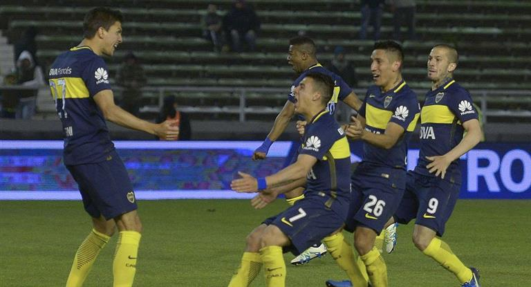 Boca se impuso a Lanús en los penales y pasó de ronda en la Copa Argentina