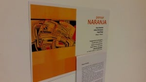 Casa de Misiones: Con programas de arte y poesía, se extenderá hasta el lunes la muestra Pensar Naranja