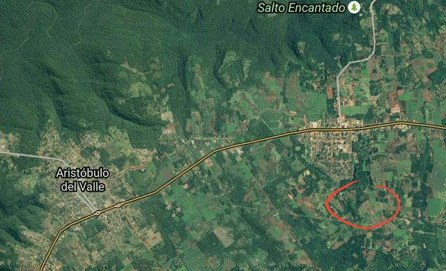 """Proyectan la construcción de un barrio exclusivo para """"europeos"""" en Aristóbulo del Valle"""