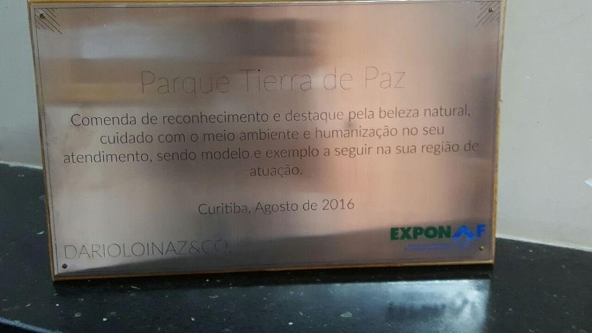 En Brasil premiaron a la empresa Tierra de Paz