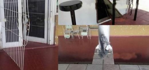 Ituzaingó: primero prendieron fuego la escuela y ahora entraron a llevarse cosas