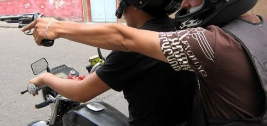 Detuvieron a un presunto motochorro en plena zona céntrica posadeña