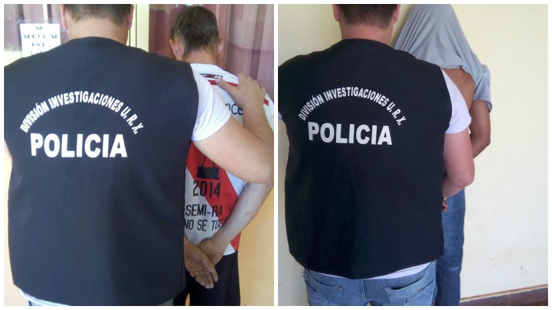 La Policía detuvo a dos peligrosos delincuentes en Posadas