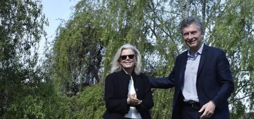 Macri firmó el acuerdo para la creación del Parque Ecoturístico Iberá