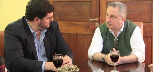 Seguridad: Passalacqua y Burzaco coincidieron en profundizar el trabajo en conjunto