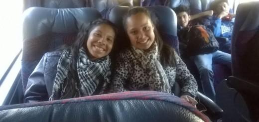 Alumnas de la Escuela Provincial 521 de Garupá participan del Encuentro Nacional de Ciencias Junior en Mendoza