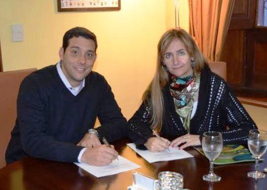 El ministerio de Ecologia y de Gobierno firman convenio de cooperación institucional
