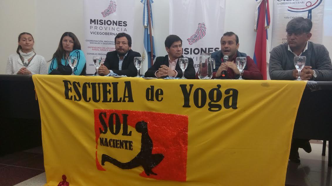 Mañana se realizará el primer sudamericano de Yoga en Posadas