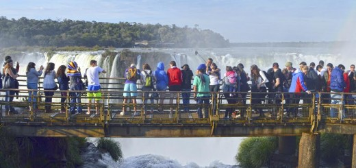Cataratas superó las 900 mil visitas en lo que va del año