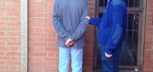 Aristóbulo del Valle: detuvieron a un hombre por amenazas y desobediencia judicial