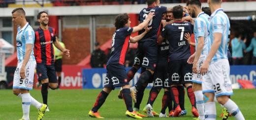 San Lorenzo le ganó 2 a 1 a Atlético Rafaela