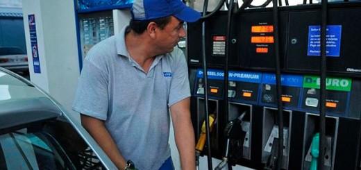 En noviembre se registraría un nuevo aumento en los combustibles