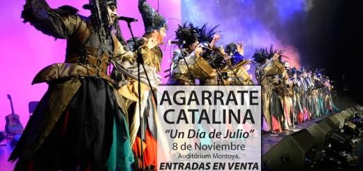 Agárrate Catalina: vuelve la mejor murga de Uruguay, adquirí tus entradas en Compras Misiones
