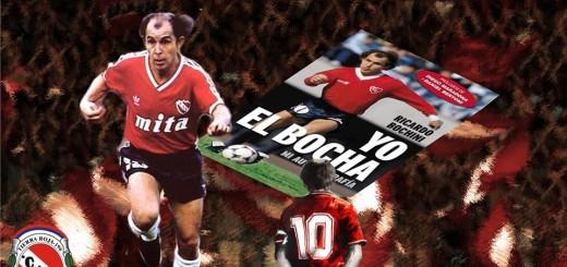 Ricardo Bochini presentará su biografía en Posadas