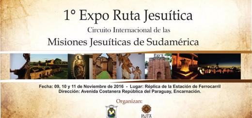 En Encarnación se hará el primer encuentro de la Ruta internacional de los Jesuitas