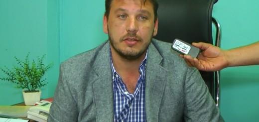 Florentín afirmó que se enteraron del paro de colectivos por los medios