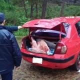 """Iguazú: vecinos de un barrio sorprendieron a la Policía al entregar distintos elementos robados que habían adquirido presuntamente """"de buena fe"""""""