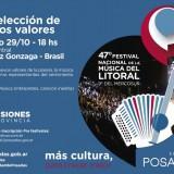 Losada presentó la 47° edición del Festival nacional de la Música del Litoral