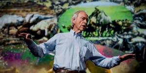 Allan Savory en Argentina, disertará sobre ganadería regenerativa en La Rural