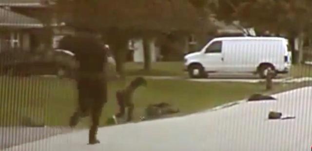 Horror: captan el brutal ataque de pitbulls a dos adolescentes