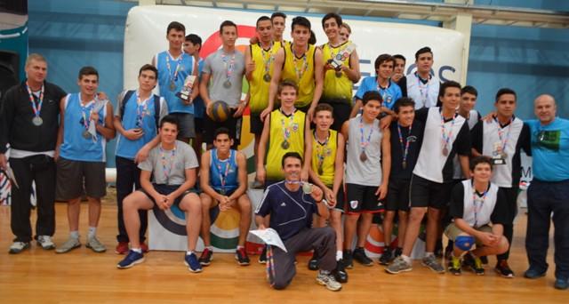 Se conocieron los Campeones Intercolegiales de los Juegos Deportivos Misioneros