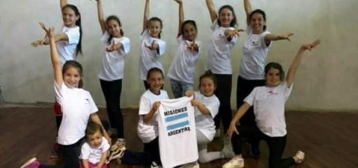 Obereñas participarán del Torneo Sudamericano de Gimnasia Aerobica Deportiva en Tramandaí