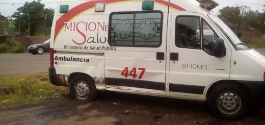 Colisión entre dos motocicletas dejó lesionados en Posadas