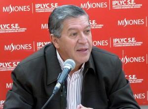 """El Mini Las vegas """"es un proyecto privado"""", aclaró Torres"""