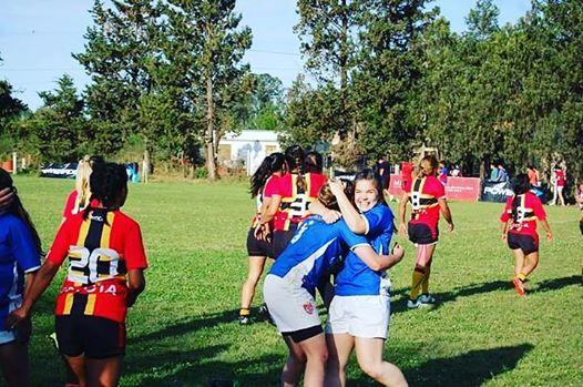 Vea el try que le dio el título a Capri en el Nacional femenino de rugby