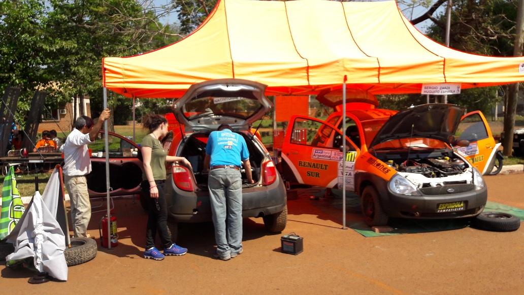 Rally misionero: El Charaí Rally quiere seguir en la buena senda en Campo Viera