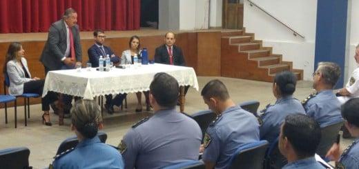 Policía y Justicia de Instrucción aunaron criterios de trabajo en Posadas