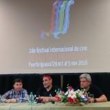 Kryptonita abre el segundo Festival de Cine en Iguazú