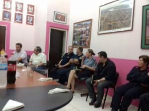 San Javier: seguridad vial y asistencia a víctimas de violencia, los principales temas abordados por el Foro de Seguridad