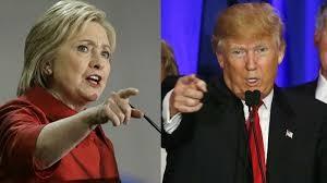 Esta noche debaten nuevamente Hillary Clinton y Donal Trump, enterate como verlo
