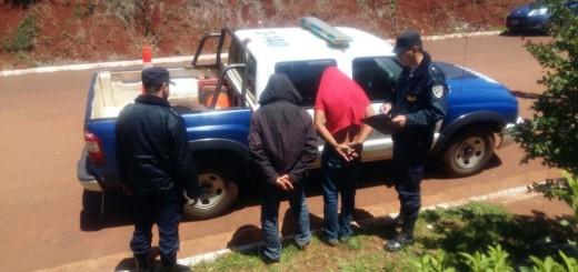 Avanza en el esclarecimiento de dos robos en Los Helechos: por uno de ellos hay un ex policía detenido