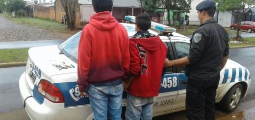 Secuestran una moto e investigan su origen: hay dos detenidos