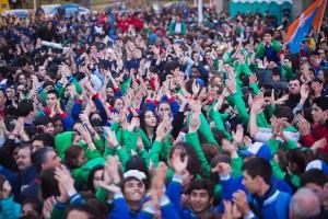 El viernes viaja la delegación misionera a los Juegos Evita 2016