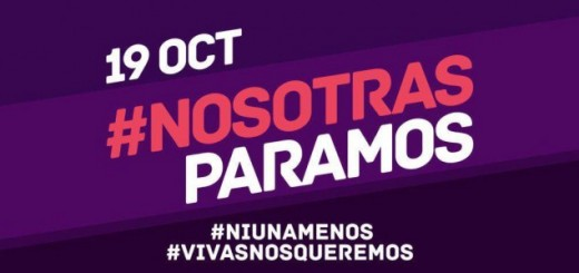 Este miércoles #NiUnaMenos: la consigna es que las mujeres paren una hora y se vistan de negro