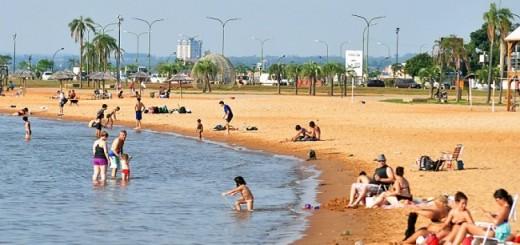 Aprobaron el sistema de concesión de las playas posadeñas