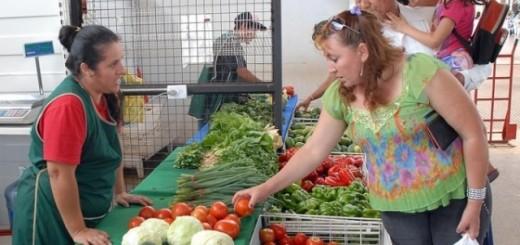 Solo los sábados el Mercado Concentrador de Posadas recibe a más de dos mil personas